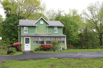 Boonton Twp. Single Family Home For Sale: 802 Boonton Ave