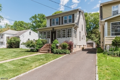 Springfield Twp. Single Family Home For Sale: 135 S Maple Ave