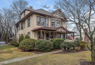 Wyckoff Twp. Multi Family Home For Sale: 587 Wyckoff Ave