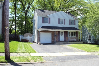 Clifton City Single Family Home For Sale: 131 Cresthill Ave