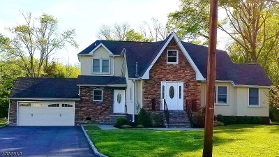Warren Twp. Single Family Home For Sale: 115 Hillcrest Rd