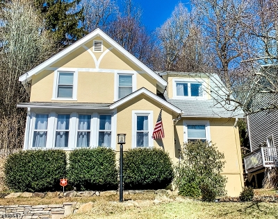Bernardsville Boro NJ Single Family Home For Sale: $425,000