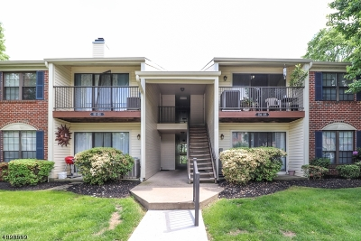 Bernards Twp. Condo/Townhouse For Sale: 104 Woodward Ln