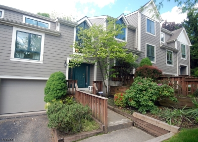 Woodland Park Condo/Townhouse For Sale: 65 Mill Pond Rd