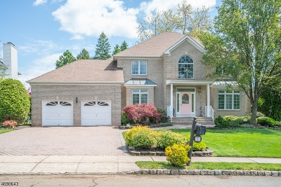 Springfield Twp. Single Family Home For Sale: 10 Rons Edge Rd