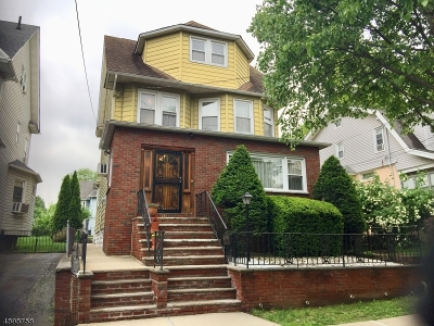 Clifton City Single Family Home For Sale: 121 Madison Ave