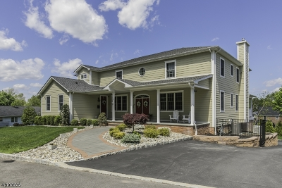 Madison Boro Single Family Home For Sale: 41 Kinney Street