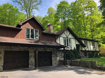 Sparta Twp. Single Family Home For Sale: 165 Andover Rd