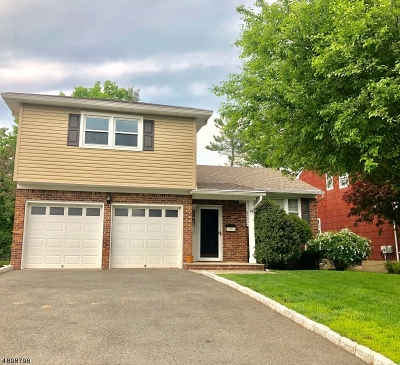 Union Twp. Single Family Home For Sale: 96 Reinhold Ter