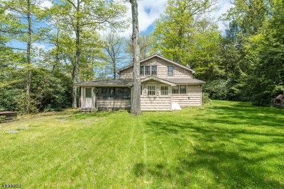 Rockaway Twp. Single Family Home For Sale: 151 Lake End Rd