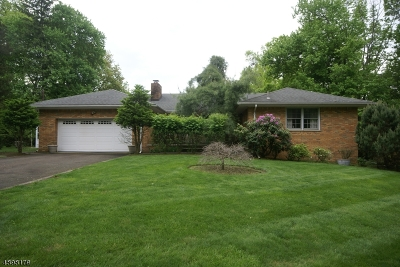 North Haledon Boro Single Family Home For Sale: 356-A Manchester Ave