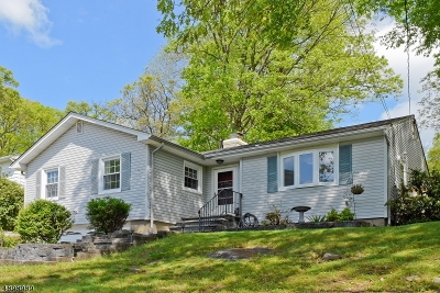 Rockaway Twp. Single Family Home For Sale: 3 Monhegon Ave