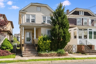 Totowa Boro Single Family Home For Sale: 58 Franklin Pl