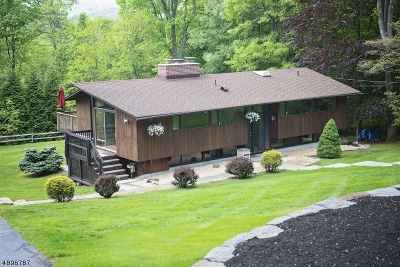 Morristown Town, Morris Twp. Single Family Home For Sale: 9 Indian Head Rd
