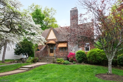 West Orange Twp. NJ Single Family Home For Sale: $499,000
