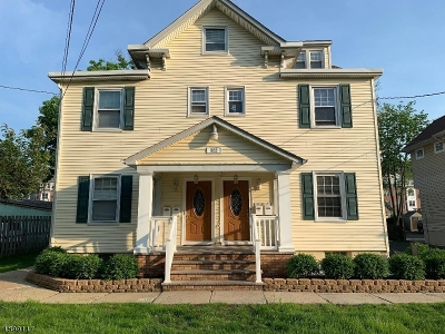 Cranford Twp. Rental For Rent: 322 E North Ave