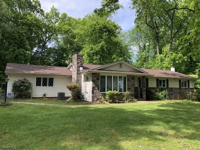 Raritan Twp. Single Family Home For Sale: 15 Valley View