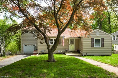 Rockaway Twp. Single Family Home For Sale: 16 Monhegon Ave
