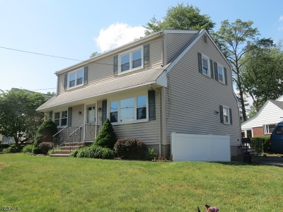 Hawthorne Boro NJ Multi Family Home For Sale: $430,000