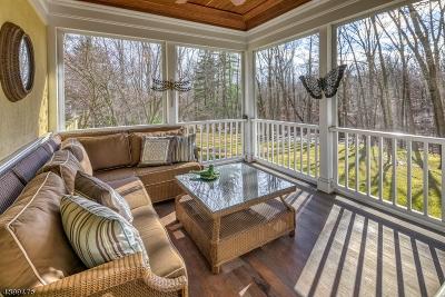 Harding Twp. NJ Single Family Home For Sale: $1,495,000