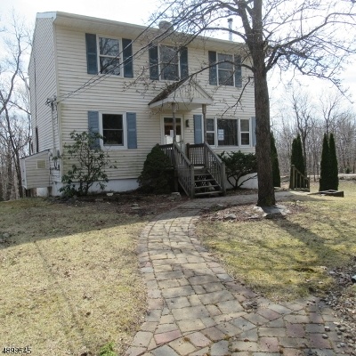 Vernon Twp. Single Family Home For Sale: 28 Elm Tree Rd