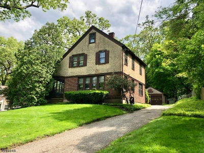 Boonton Town Single Family Home For Sale: 153 Fairview Ave