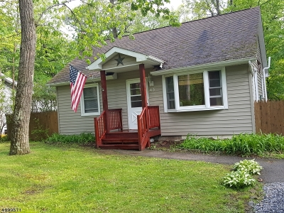 Vernon Twp. Single Family Home For Sale: 43 Lonaconing Rd