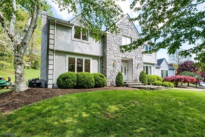 Lebanon Twp. Single Family Home For Sale: 1 Winters Dr