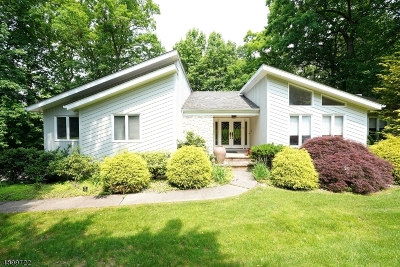 Denville Twp. Single Family Home For Sale: 7 Union Hill