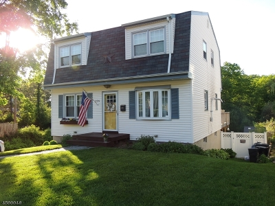 Roxbury Twp. Single Family Home For Sale: 224 Center St