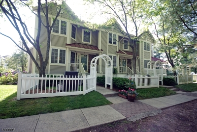 New Providence Condo/Townhouse For Sale: 9 The Arbors