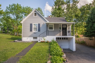 Parsippany-Troy Hills Twp. Single Family Home For Sale: 12 Freneau Rd