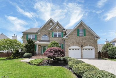 Franklin Twp. Single Family Home Active Under Contract: 4 Allison Way