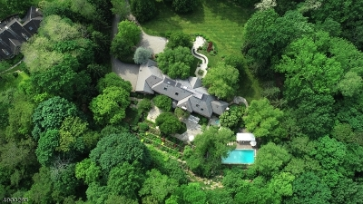 Mendham Boro, Mendham Twp. Single Family Home For Sale: 165 Cherry Ln