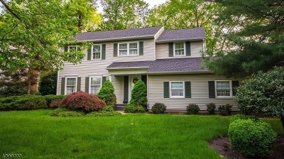 Florham Park Boro Rental For Rent: 55 Sherbrooke Drive