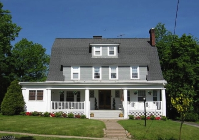 Chatham Boro NJ Rental For Rent: $2,100