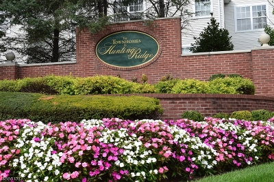 Parsippany-Troy Hills Twp. NJ Rental For Rent: $3,250