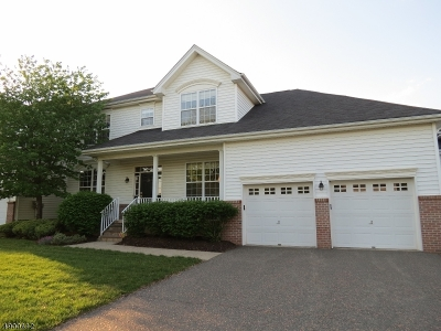 Raritan Twp. NJ Single Family Home For Sale: $499,999