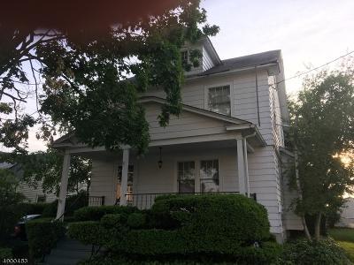 Manville Boro NJ Single Family Home For Sale: $239,000