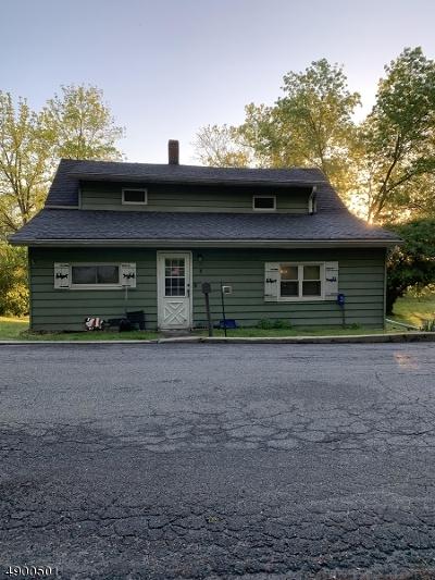 Hamburg Boro Single Family Home For Sale: 21 Mountain Rd