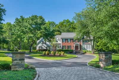Somerset County Single Family Home For Sale: 50 Liberty Corner Rd