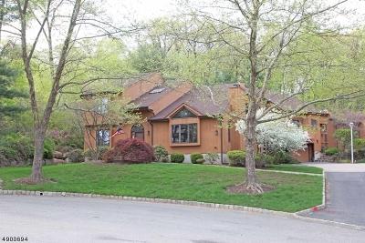 Mountain Lakes Boro Condo/Townhouse For Sale: 49 Sherwood Dr