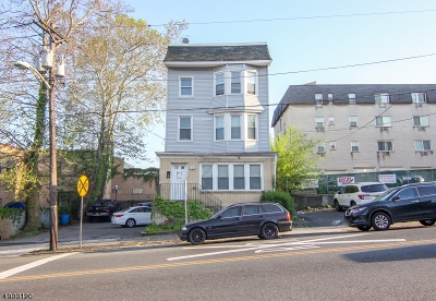 Belleville Twp. Multi Family Home For Sale: 79 Rutgers St