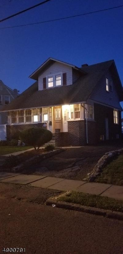 Elmora Hills Single Family Home For Sale: 233-235 Halsted Rd