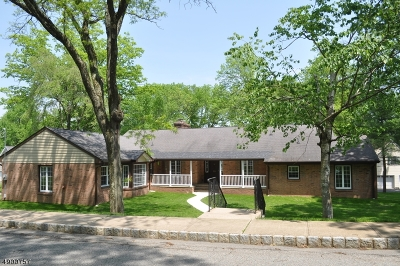 Stanhope Boro Single Family Home For Sale: 35 Musconetcong Ave
