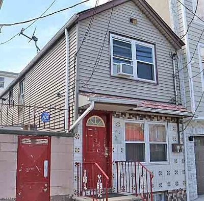 Newark City NJ Multi Family Home For Sale: $369,900