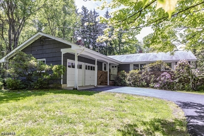Montgomery Twp. Single Family Home Active Under Contract: 879 Cherry Hill Rd