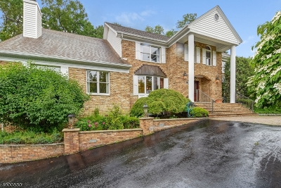 Montville Twp. Single Family Home Active Under Contract: 14 Garrity Ter
