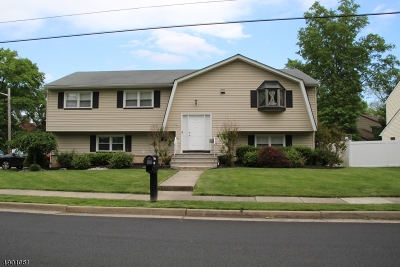 Edison Twp. Single Family Home For Sale: 126 Mundy Ave