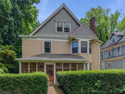 Montclair Twp. Multi Family Home For Sale: 60 Gates Ave